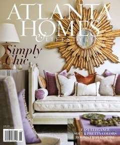 Atlanta Homes & Lifestyles Magazine (June 2012)